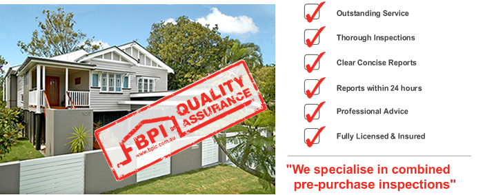 BPI Building & Pest Inspections Ipswich quality assurance image